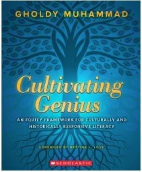 Book cover of Cultivating Genius