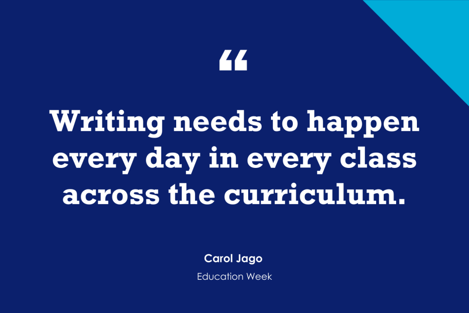 Q&A Collections: Writing Instruction (Opinion)