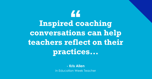 Instructional Coaching Conversations Must Be 'Built on Relationships' (Opinion)