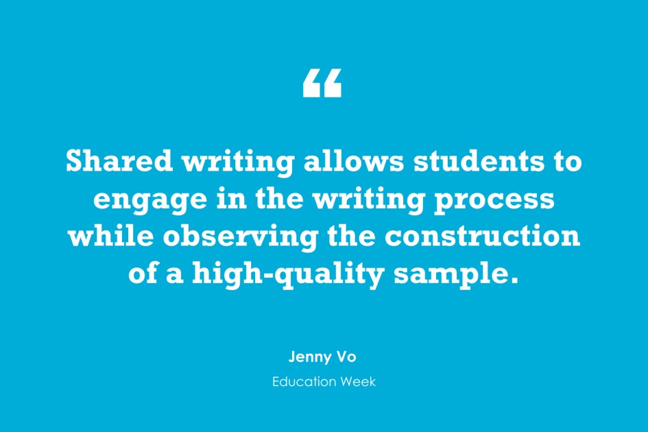 Four Strategies for Effective Writing Instruction (Opinion)