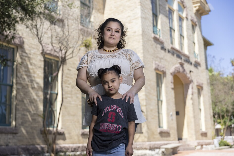 'I Need You to Wear a Mask to Protect My Child.' A Mom Fights for Vulnerable Students