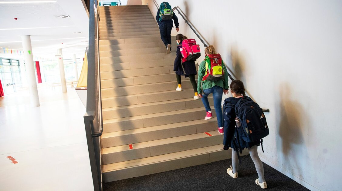 What Needs To Change Inside School Buildings Before They Reopen