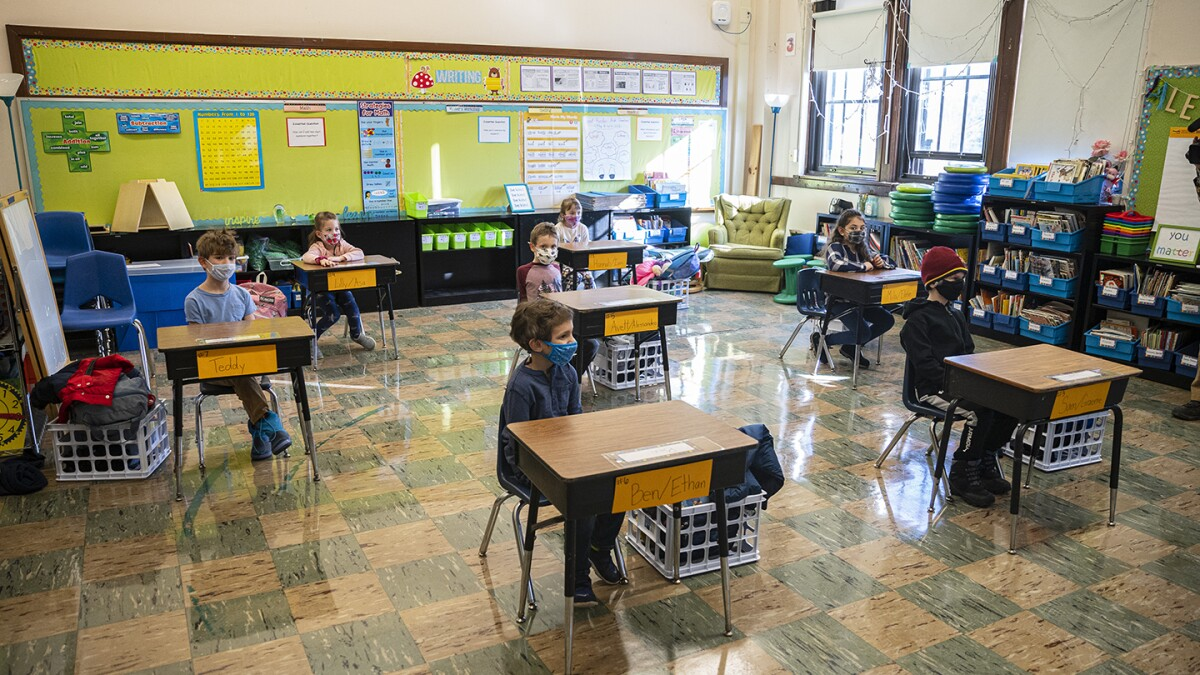 CDC to Reconsider 6-Foot Student Spacing Guidelines in Response to New Studies